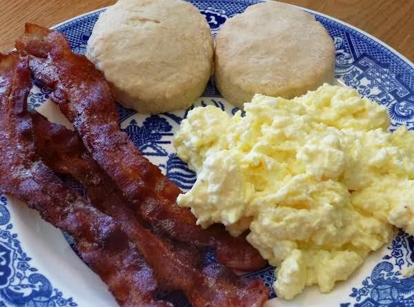Savory Scrambled Eggs