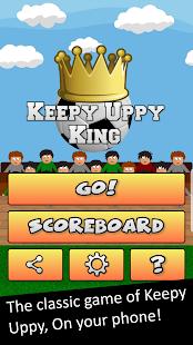 Keepy Uppy King - náhled