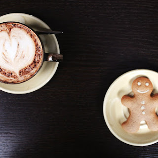Ginger-gingerbread Latte