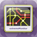 Extreme Networks Monitor icon