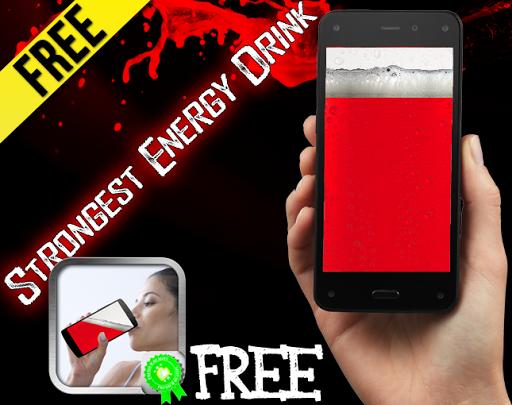 Strongest Energy Drink FREE