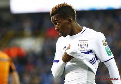 "Henry Onyekuru vide son sac concernant Anderlecht : ""L'entraîneur était un fou"""