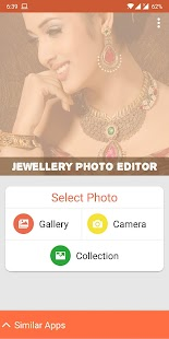 Jewellery Photo Editor Screenshot
