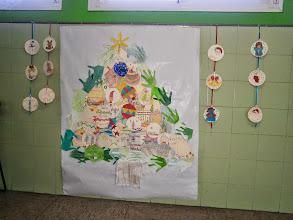 Photo: El árbol de Navidad de 5º de Primaria