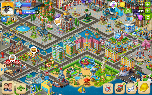 Township MOD APK 8.0.0 [Unlimited Money] 6