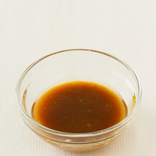 Soy Sauce Dressing with Wasabi