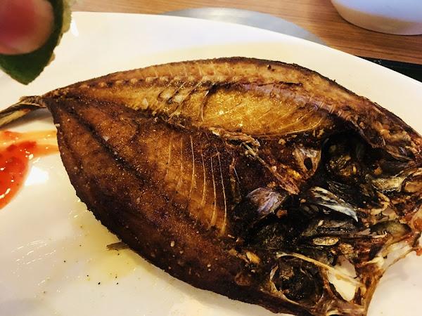 龍漁安鱘龍魚餐廳