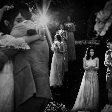 婚礼摄影师 Vinci Wang (VinciWang). 09.10.2017的图片