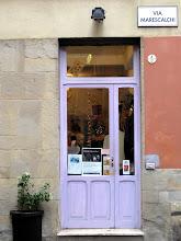 Photo: La porta lilla