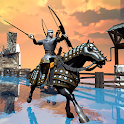 Archery King Horse Riding Game - Archery Battle icon