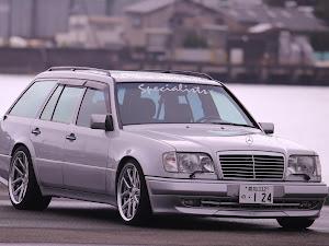 Eクラス ステーションワゴン W124のカスタム事例画像 haruhiko  specialists☆さんの2020年08月11日01:00の投稿