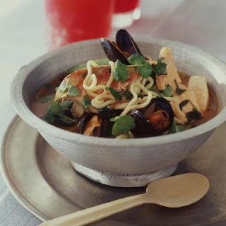 Mussel and Fish Stew