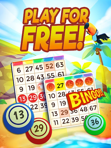 Praia Bingo - Bingo Games + Slot + Casino 28.08 screenshots 5