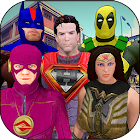 Grand Superheroes League: Clash of Justice icon