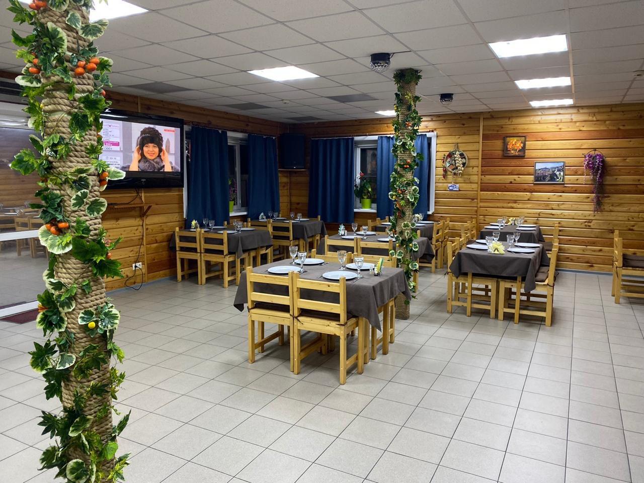 Хинкальная ОДА в Хабаровске