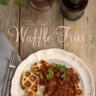 Cheese Waffle Fries Recipes