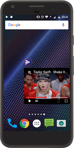 !¡Ads Free¡! Music YouTube - Float Screen-Off Mode 3.6 screenshots 2