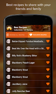 Beer Recipes- screenshot thumbnail