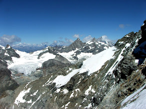 Photo: Weissorn,Obergabelhorn,Zinalrothorn