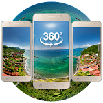 VR Panoramic Summer Phuket 3D Theme Icon
