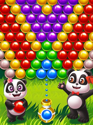 Panda Bubbles Hunter 1.1 screenshots 2