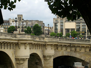 Photo: Pont Neuf, Paris, France