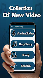 Download Top English Video Song : New Music 2019 (HD) For PC Windows and Mac apk screenshot 4