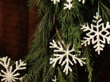 Royal Icing Snowflakes by Rose Levy Beranbaum