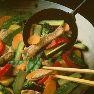 Deluxe Pork Stir-Fry Recipe