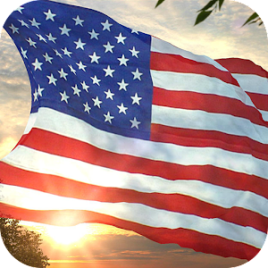Usa flag wallpapers android apps on google play usa flag wallpapers voltagebd Gallery