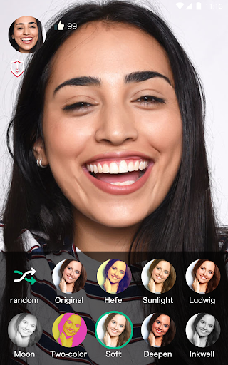 Hala Free Video Chat & Voice Call - screenshot
