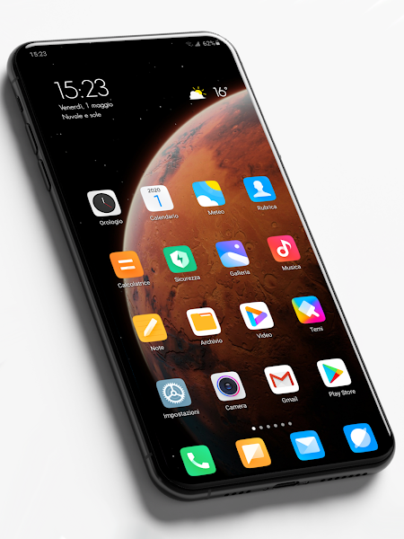 Miui 12 - Icon Pack Screenshot Image