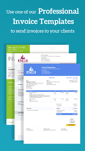Simple Invoice Manager - Invoice Estimate Receipt 1.10.88 Screenshots 20