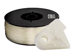Natural Translucent PRO Series PLA Filament - 2.85mm (10LB)