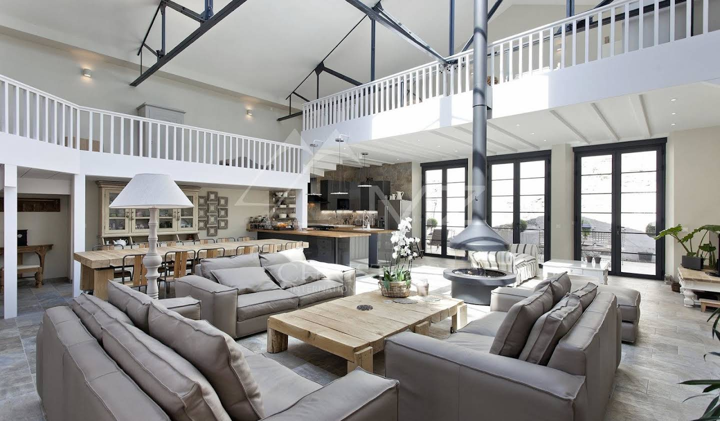 Loft with terrace Cannes