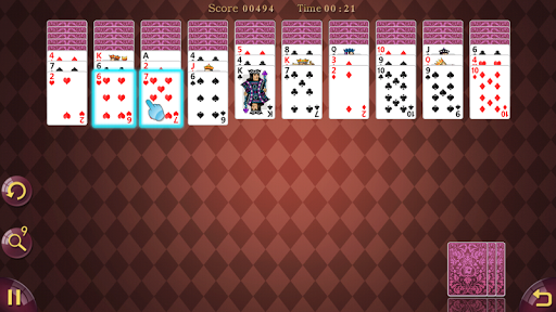 Spider Solitaire android2mod screenshots 2