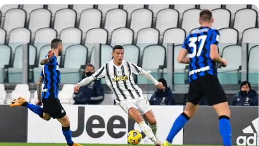 Hasil Coppa Italia - Ronaldo Dibikin Mandul Inter Milan, Juventus Tetap ke Final - Bolasport.com