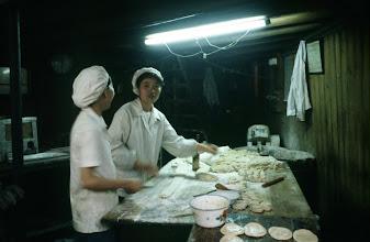 Photo: 11008 上海/自由市場/台所