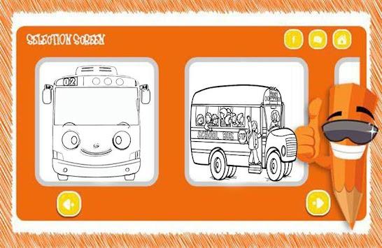 Download Libro Para Colorear Para El Autobús Tayo Apk Latest Version ...