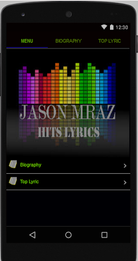384eede7b1158 Download Jason Mraz Lyrics Google Play softwares - ae5jveh19MAi ...