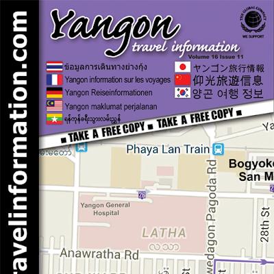 Yangon Travel Information