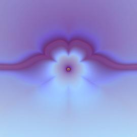Floret by Cassy 67 - Illustration Abstract & Patterns ( digital art, fractal, digital, fractals, energy, flower )