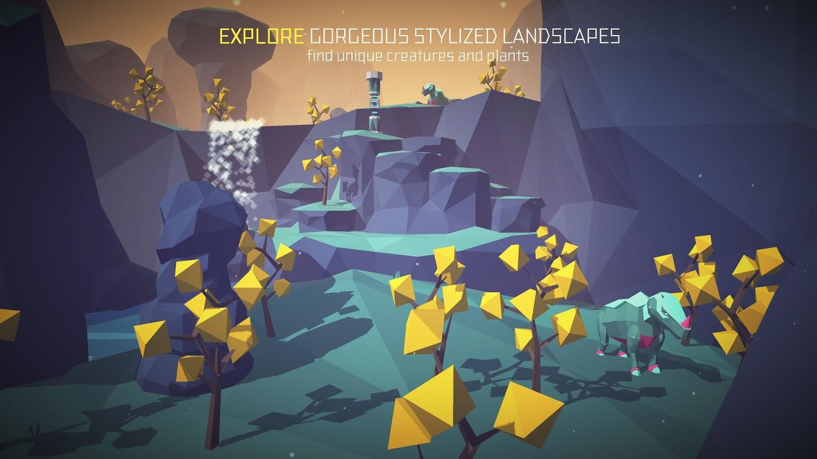 Morphite- screenshot