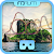 VR Roller Coaster Sunset - 360 HD simulator file APK for Gaming PC/PS3/PS4 Smart TV