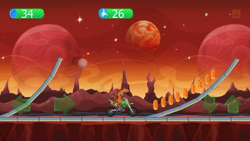 Scooby Doo Papa Biker Racing 1.0 screenshots 2