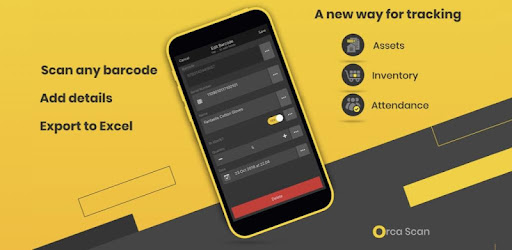 Orca Scan - Barcode Scanner to Excel Spreadsheet - Apps on Google