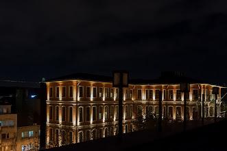Photo: Dachterrasse des Antea-Hotels