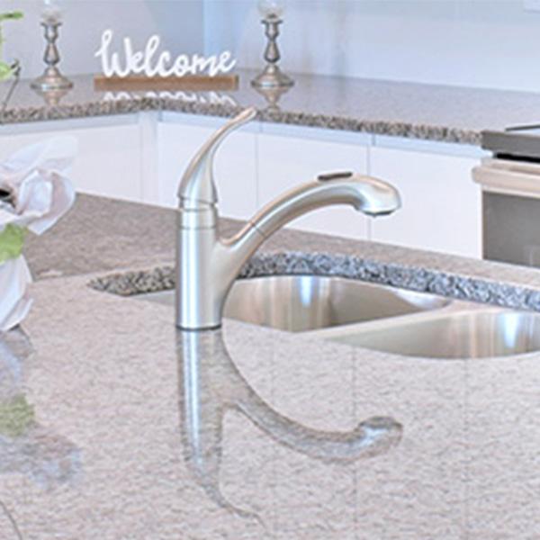 Granite Countertops - EcoSun Homes