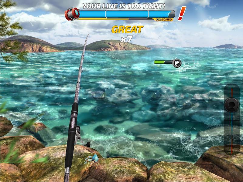 Fishing Clash: Catching Fish Game. Bass Hunting 3D Screenshot 2