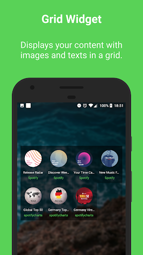 Sign for Spotify - Spotify Widgets and Shortcuts screenshot 4